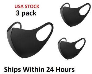 3X-Cloth-Reusable-Washable-Face-Cover-Men-Women-Protective-Mask-USA-STOCK