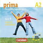 Prima - Deutsch für Jugendliche 4. CD. Europäischer Referenzrahmen: A2 (2009)