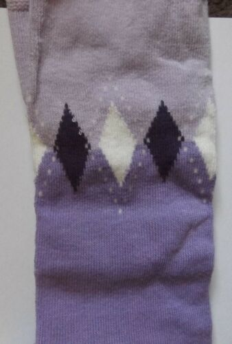 Hautes Coton Riche Chaussettes Pour Femmes à Rayures ou Argyle en gamme de couleurs