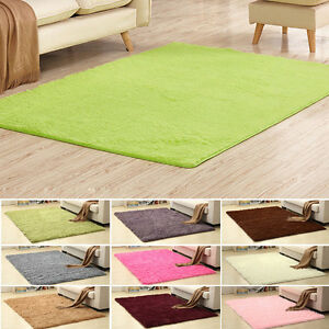 Large Modern 3cm Thick Shaggy Area Rugs Soft Pile Area Rug