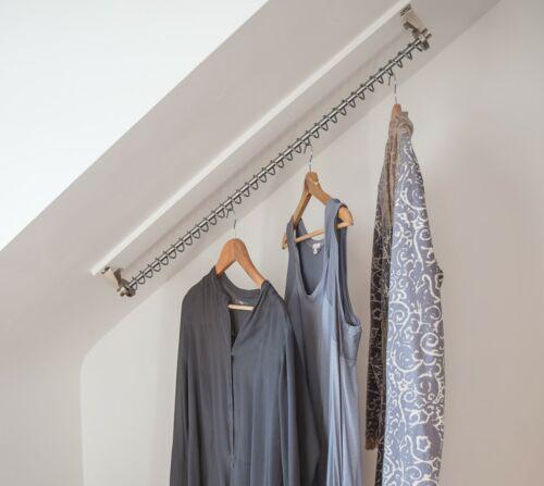 600 mm Original vêtements Armoire Rack pour incliné plafonds Zebedee N/'importe Quel Angle