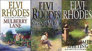 Elvi-Rhodes-3-Livre-Ensemble-Tout-Neuf-Livraison-Gratuite-Ru