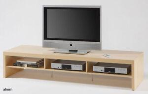 Tv Unterschrank Buche ~ Tv möbel tvmöbel tv unterschrank tv lowboard ahorn buche oder