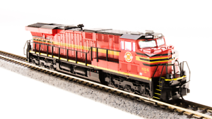 Broadway Limited 3550 Gemini exclusivo ES44AC, NS Norfolk Southern patrimonio, sonido DCC