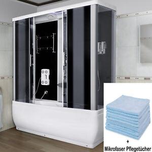 CABINA PIOGGIA Box doccia doccia cabina doccia vasca da bagno 170cm ...