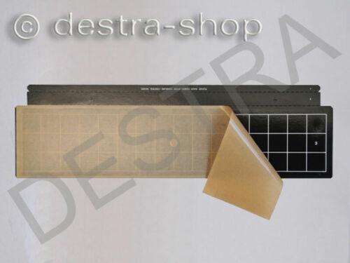 Adhésif diapositives pour Vector plasma ONE//Genus Spectra Compact