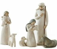 Willow Tree Nativity Set, New, Free Shipping on sale
