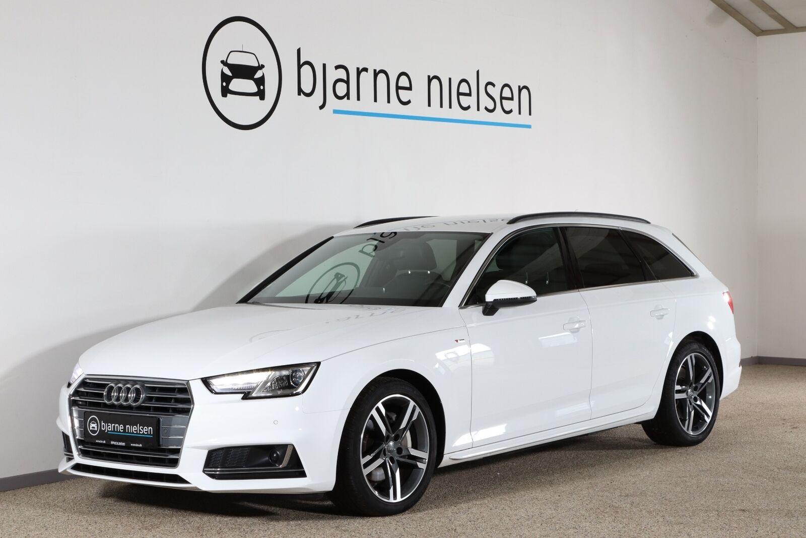 Audi A4 Billede 3