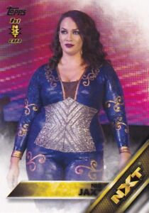 2016-Topps-Wwe-Cartas-Coleccionables-Nxt-Prospects-22-Nia-Jax