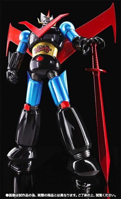 Súper Robot Cogokin Gran Mazinger Jumbo Machineder Color Bandai Figura Acción