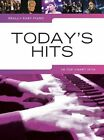 Really Easy Piano: Today's Hits by Music Sales Ltd (Paperback, 2013)