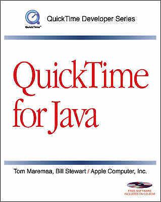 QuickTime for Java (QuickTime developer), Maremaa, Tom & Stewart, Bill, Used; Go