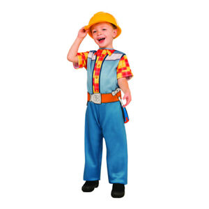 image is loading boys bob the builder halloween costume