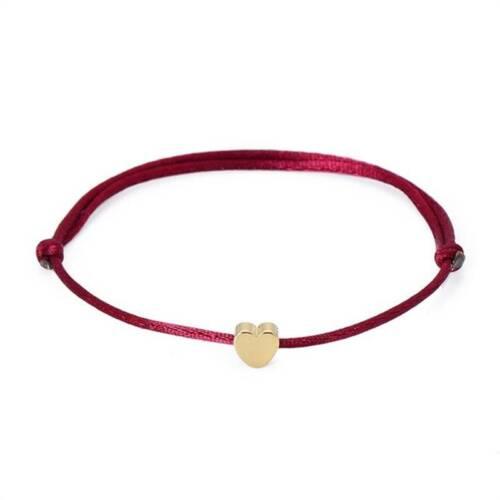 Thread String Adjustable Bracelet For Men Women Rope Bracelets Lin