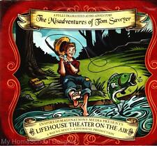 New THE MISADVENTURES OF TOM SAWYER Lifehouse Theater On The Air Audio CD Twain