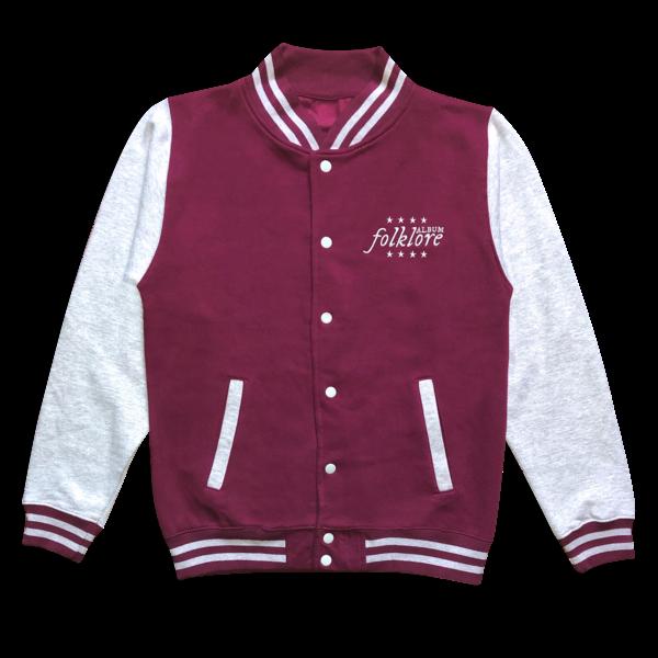 Adroit Taylor Swift - Folklore Varsity Jacket Flashback Medium M Ships Now!!