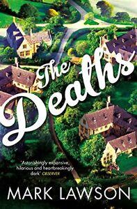 Mark-Lawson-The-Deaths-Tout-Neuf-Livraison-Gratuite-Ru