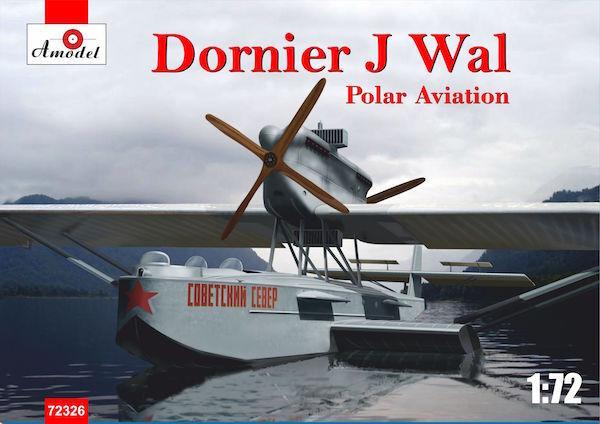 Amodel 1 72 Dornier Do.J Wal Polar Aviation Flying Boat
