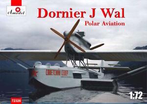 Amodel 1/72 Dornier Do.j Wal Polaires Aviation Volant Bateau #72326
