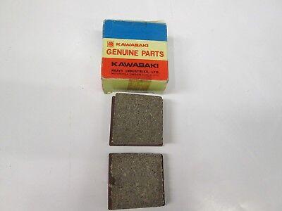 NOS Kawasaki Brake Pad Set 1978 1979 KZ400 43050-5004