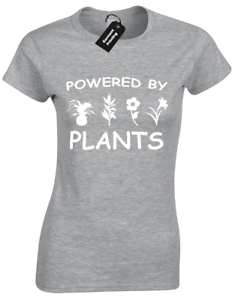 POWERED-BY-PLANTS-LADIES-T-SHIRT-VEGETARIAN-VEGAN-MEME-FASHION