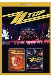 Zz Top - Live IN Germania - Rockpalast 1980 + Live At MONTREUX 2013 Nuovo DVD