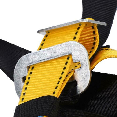 Details about  /Climbing Harness Safety Wear Resisting Climbing Safety Belt for Mountaineering