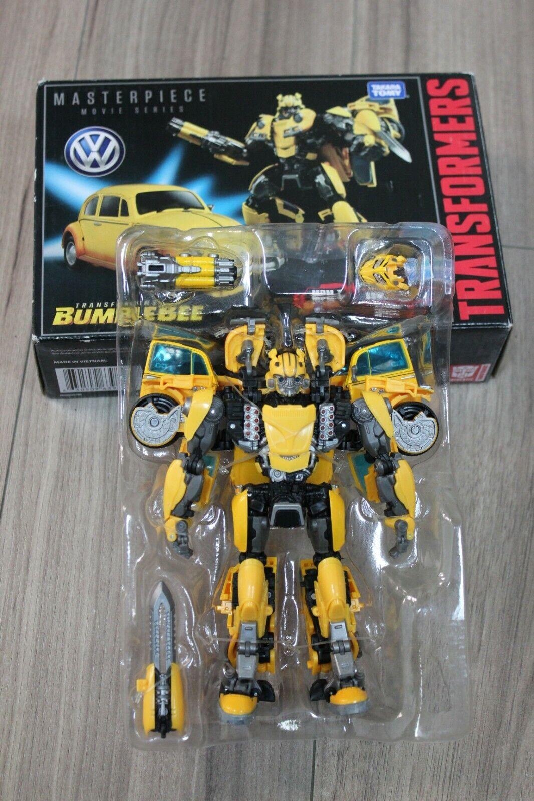Hasbro Masterpiece Movie Series  Transformers Bumblebee MPM-7  produttori fornitura diretta