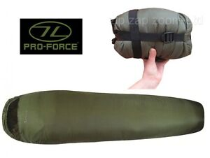 Army-Combat-Military-Sleeping-Bag-Lightweight-Travel-Compact-Green-1-2-3-Season