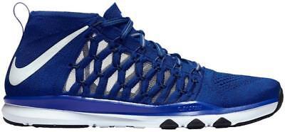 Men's Nike Train Ultrafast Flyknit Training Shoes, 843694 401 Multip Sizes Blue   eBay