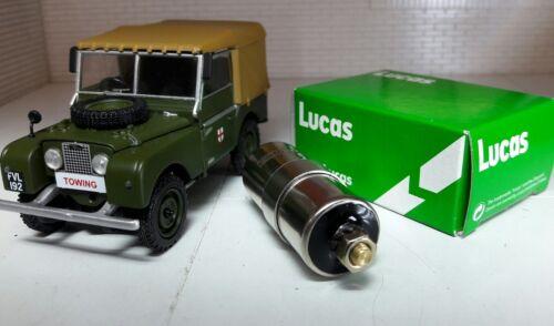 OEM Lucas Distributore di accensione Condensatore 260070 per Land Rover Serie 1 80 /< 1953