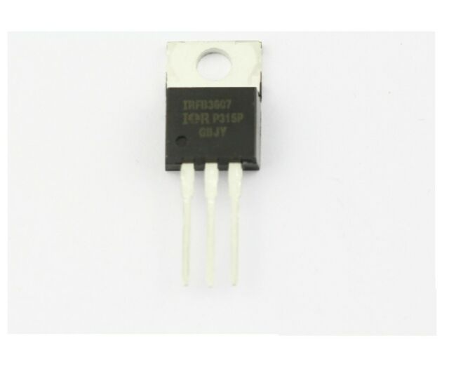 10pcs IRFB3607PBF IRFB3607 IRF3607 MOSFET N-Channel 80A 75V
