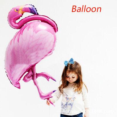120cm x 90cm Bird Flamingo theme party Foil Balloon Birthday Wedding Party Decor