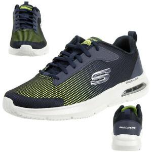 Details about Skechers sport men dyna air BLYCE shoes blue man show original title