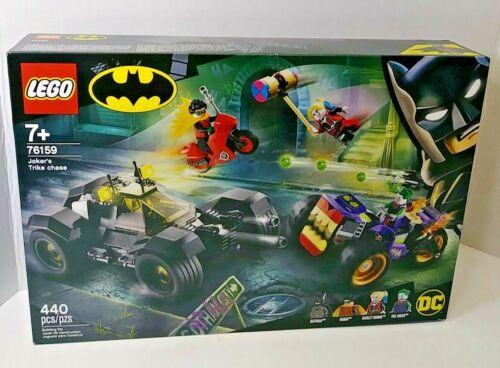 76159 Authentic LEGO Batman Joker's Trike Chase