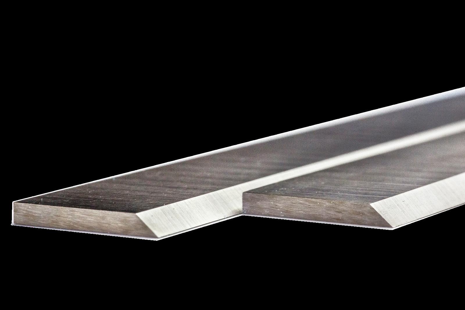 260 x 20 x 2.5mm HSS Resharpenable Planer Blades