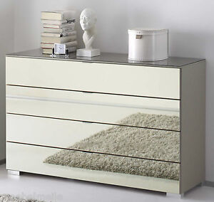 staud sonate schlafzimmer kommode mit schubladen 120 cm breit ... - Schlafzimmer Mit Kommode