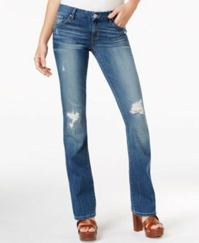 Guess Ripped Mini Bootcut Gateview Wash Destroy 24 distressed