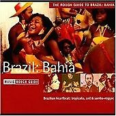 The Rough Guide to the Music of Brazil: Bahia, Various Artists, Very Good CD