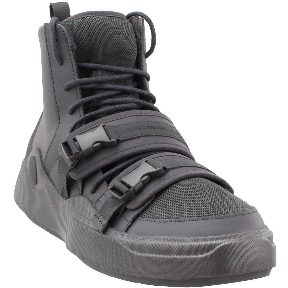 Zapatillas deportivas Puma han Kjobenhavn Abismo-gris-Para Hombre