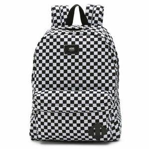 Détails sur Vans Old Skool Noir/Blanc Damier Sac à dos Sac à dos épaule sac  d'ordinateur portable- afficher le titre d'origine