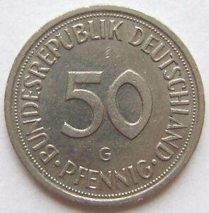 Top-50-Pfennig-1986-G-En-Extremely-fine