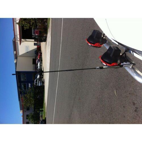 5.5 dBi Gain heavy duty CB Antenna 477MHz for 4WD//SUV Radio Communication