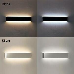 6 12 18 24w Led Wall Light Indoor Wall Sconce Up Down Lighting Mirror Front Lamp Ebay