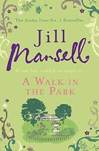 Very-Good-A-Walk-In-The-Park-Mansell-Jill-Paperback