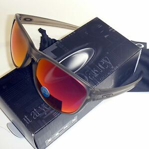 222e16b181 Details about Oakley Sliver R Sunglasses - Matte Grey Ink Frame   Torch  Iridium Polarized Lens