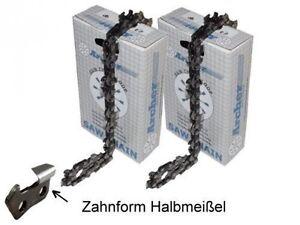 "90cm Schnittlänge Sägekette für Stihl Motorsägen 3//8/"" 1,6mm 33cm"