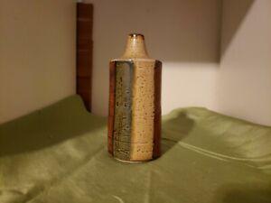 Vintage-OTAGIRI-MCM-STONEWARE-Ceramic-Small-Bud-Vase-Japan-6-034-tall