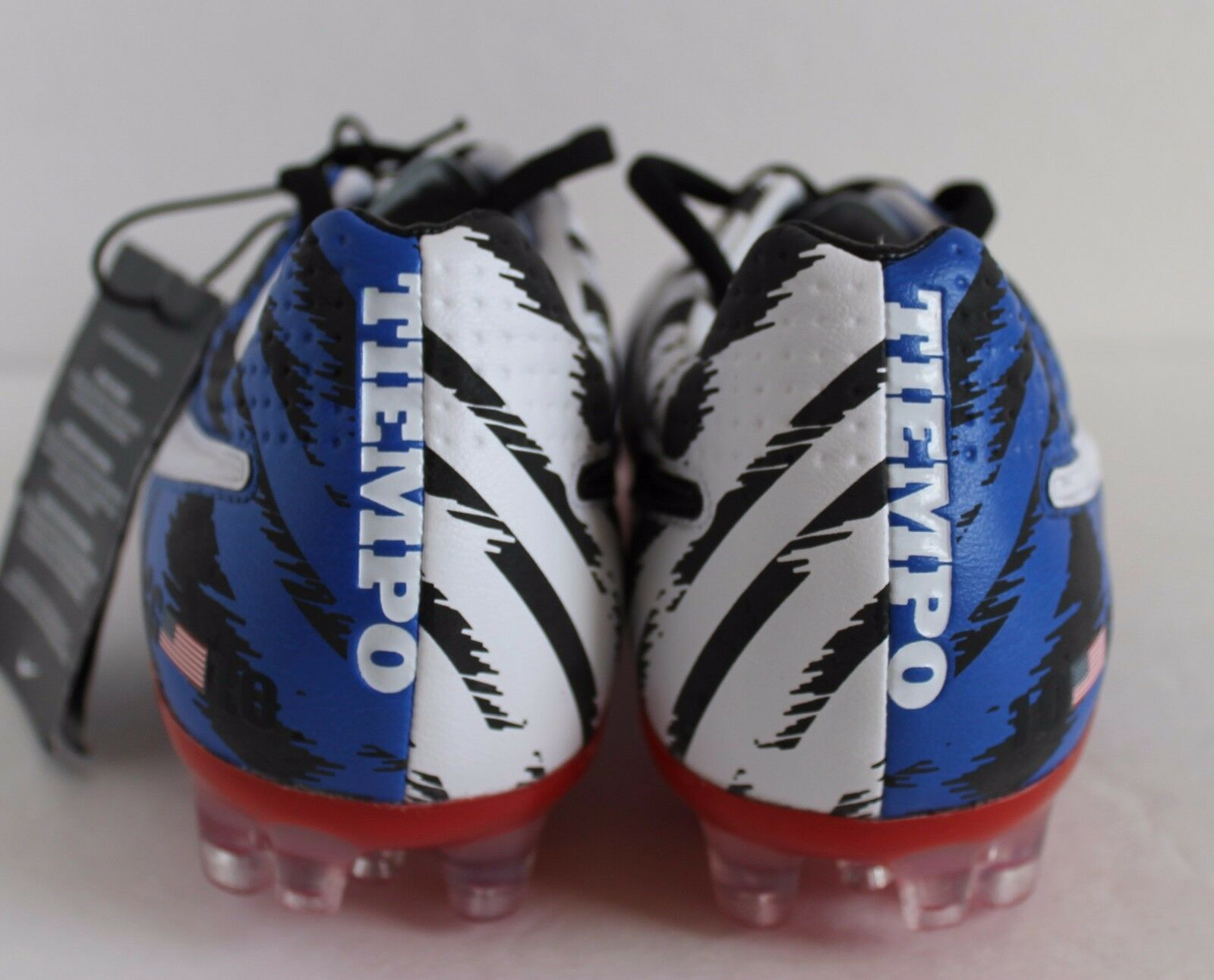 Nike femmes Tiempo Legacy AG Id Cleats SZ Bleu- blanc - Noir SZ Cleats 8 [653776-992] 51c7c4