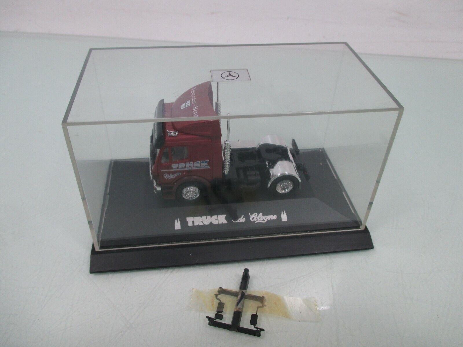 Herpa 1 87 MERCEDES BENZ camion de Colgne tracteur M. neuf dans sa boîte (wm6680)